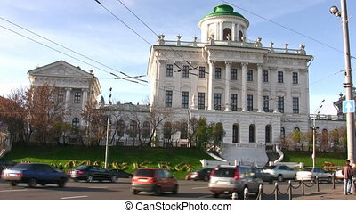 moscou, pashkov, house.