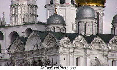 moscou, tour, cloche