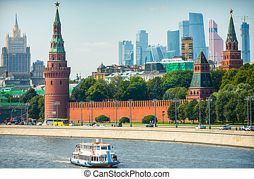 Moscow central, Russian Federation
