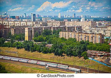 Moscow - city landscape