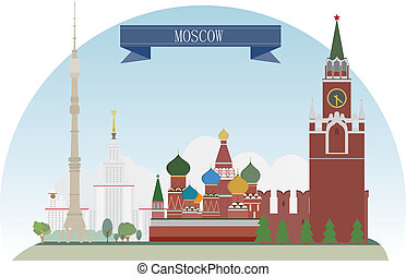 Moscow, Russia. RFor you design