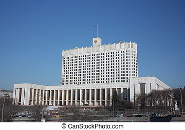 Moscow. House Government