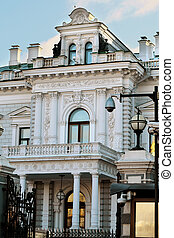 Moscow in Building
