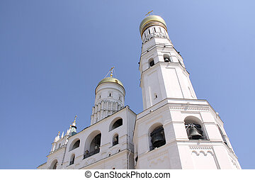 Moscow Kremlin - Churches, Spass Tower