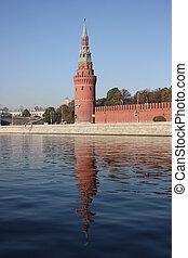 Moscow. Kremlin. Tower