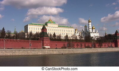 moscow kremlin wall