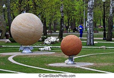 Moscow Park Sokolniki