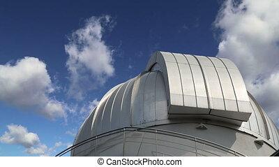 Moscow Planetarium, Russia - Moscow Planetarium on the...