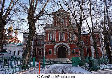 Church of St. Nicholas on Bersenevka