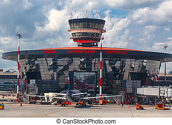 Sheremetyevo International Airport is an international ...
