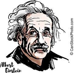 Albert Einstein - MOSCOW, RUSSIA - MARCH 20, 2018: Albert ...