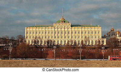 Grand Kremlin Palace - Moscow, Russian Federation %u2013...