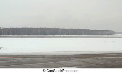 Domodedovo International airport.
