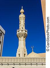 moskee, minaret