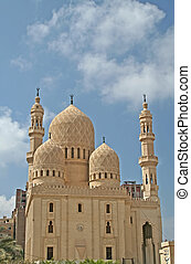 Mosque - A mosque in Egypt