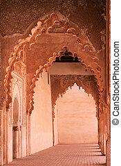 Mosque arches 4