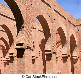 Mosque arches 6