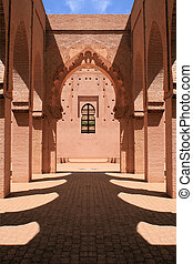 Mosque arches 7
