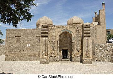 Mosque, Bukhara, Uzbekistan