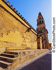 mosque-cathedral, cordoba, spagna