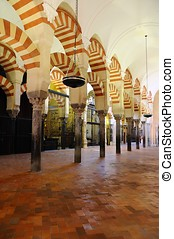 Mosque Cathedral of Cordoba.