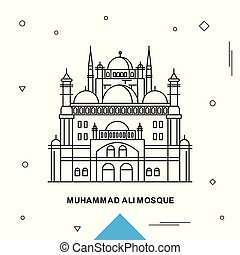 mosque de muhammad ali