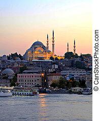mosque de suleymaniye