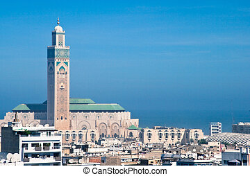Mosque Hassan II