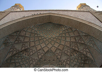 Mosque in Hamedan