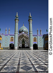 Mosque in iran - 