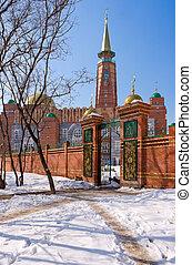 Mosque in Samara, Russia