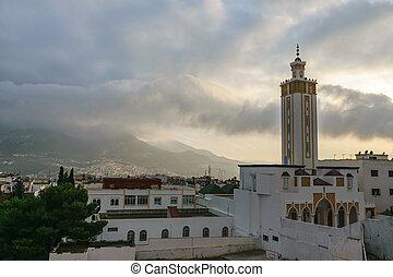 Mosque in Tetouan, Morocco