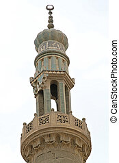 Minaret - Mosque Minaret Tower at Citadel in Cairo