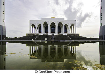 Mosque of Songkhla province, Thailand