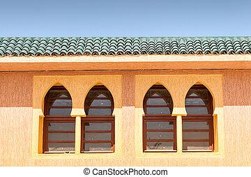 Mosque of Tiznit city, Morocco