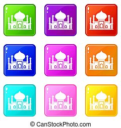 Mosque set 9