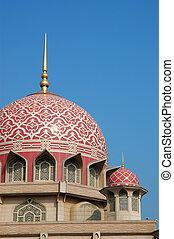 Mosque VII - Mosque in Putrajaya, Malaysia