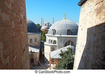Mosques in Istanbul, Turkey