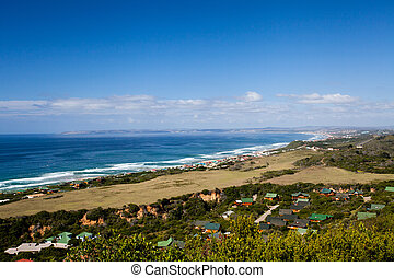 mossel bay, south africa - mossel bay, western cape...