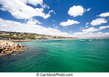 mossel bay, south africa - mossel bay, western cape, south...