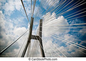 most, abstrakcyjny