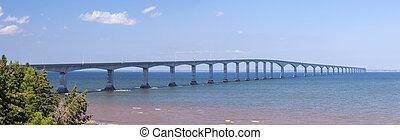 most, konfederacja, panorama