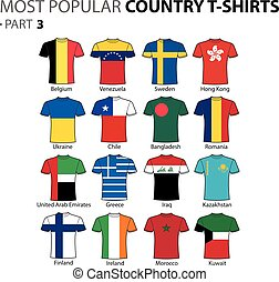 Most Popular Country T-shirts Part 3