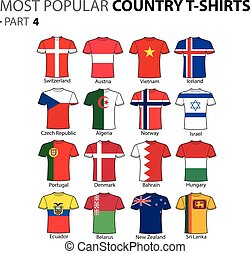 Most Popular Country T-shirts Part 4