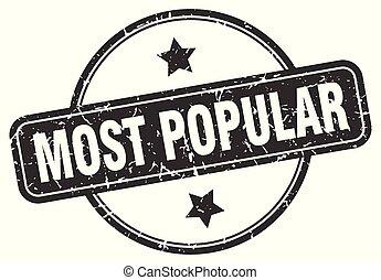 most popular grunge stamp - most popular round vintage...