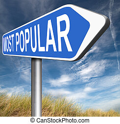 most popular pop poll charts, best selling product, most ...