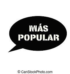 most popular stamp in spanish