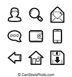 universal web signs collection