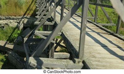 most, wiejski, stary