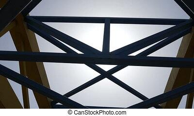 most, zbudowanie